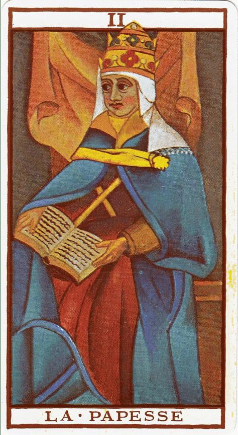 La Papesse
